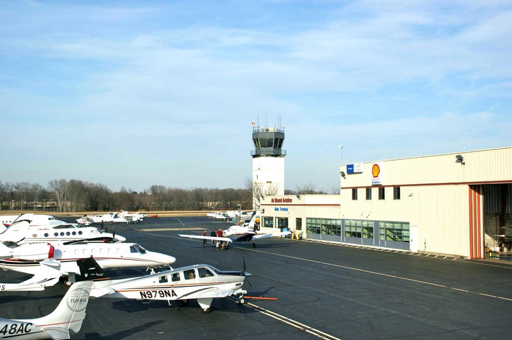Air Bound Aviation: ramp side